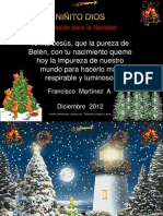 Reflexión para la Navidad