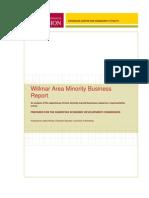 Willmar Minority Business Report FINAL 121312-2
