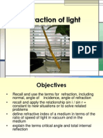 Sec 3 Light - Refraction Slides