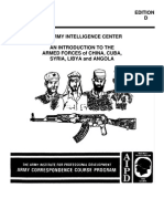 Introduction to the Armed Forces of China,Cuba, Syria and More