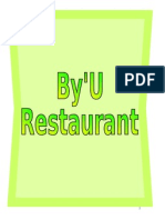 By'U Restaurant