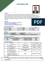 Laith Awda Kadhim CV