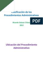 DA-07-2012!08!28-Calificacion de Procedimientos Administrativos UIGV 2012 Ricardo Salazar Chavez