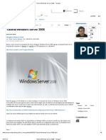 Tutorial Windows Server 2008 - Taringa!