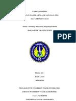 laporan kkn-ppl