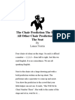 Chair Prediction