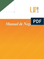 Manual de Negócios UP