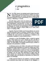 C - ABE,J.(1999) - Verdade pragmática