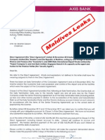 2.Axis Bank Letter to MACL (21.12.2012)