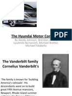 The Hyundai Motor Company[1]