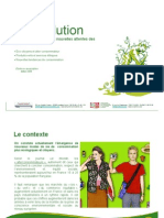 Projet Ecovolution 2008-Fr