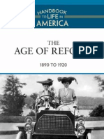 Age of Reform 1890 - 1920