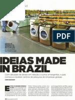 Ideias Made in Brazil