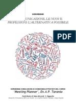 CERIMONIA CONCLUSIVA DI CONSEGNA ATTESTATI DEL CORSO 'Meeting Planner', En.A.P. Taranto