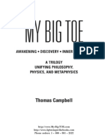 Thomas Campbell - My Big TOE - The Complete Trilogy