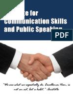 Demonstration Workshop on Effective Communication by ICSPS