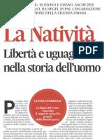 MICHELE CILIBERTO il natale laico - L'Unità 24.12.2012