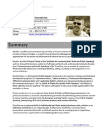 David Conrad Linus (Profile)