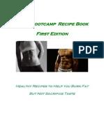 Bootcamp Recipe Book