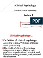 lect 2  What is Clinical Psychology posting.ppt