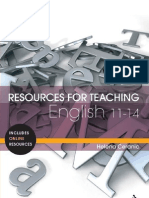 Ressources for teaching English