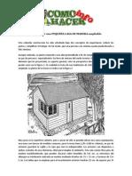 Casa de Madera Ampliable
