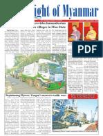 New Light of Myanmar (24 Dec 2012)