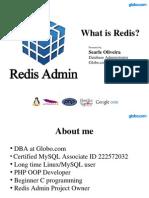 Redis Readmin Presentation