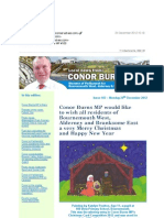 News Bulletin from Conor Burns MP #103