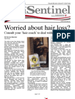 "Bauman Certified ""Hair Coach"" Program Helps Hair Loss Sufferers_SunSentinel"