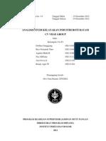 PKIP Analsisi Studi Kelayakan