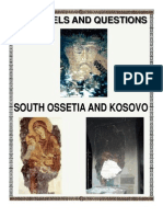 South Ossetia and Kosovo