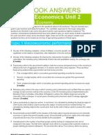 Economics AQA as Unit 2 Workbook Answers (1)