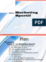 Marketing Sportif