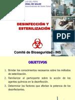 04. Desinfección y esterilización