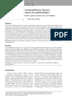 Inmunodeficiencias primarias en neumología