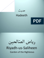 Hadeith  (24.12.2012)