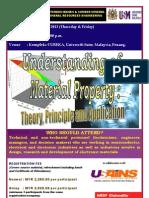 Understanding of Material Property