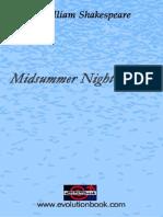 Shakespear - A Midsummer Night's Dream