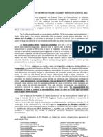 Denuncia Universidad de Chile Minsal
