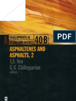 Asphaltenes and Asphalt