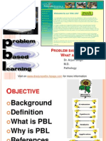 PBL What and Why