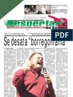 Despertar de Sonora - 06 de febrero de 2009