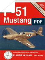 Squadron Signal - Detail and Scale 8050 - P-51 Mustang