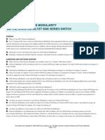 Cisco Ios Software Modularity
