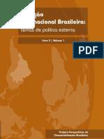 Insercao Internacional Brasileira - vol 1