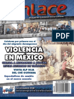 Enlace magazine, Conexión entre Culturas diciembre del 2012