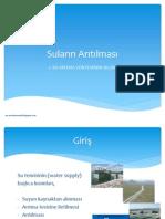 Suların Arıtılması - 2. Su Arıtma Yönteminin Seçimi