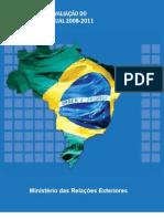Relatório de Avaliação do Plano Plurianual 2008-2011 - Ano Base 2011