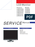 Samsung 223BW service manual